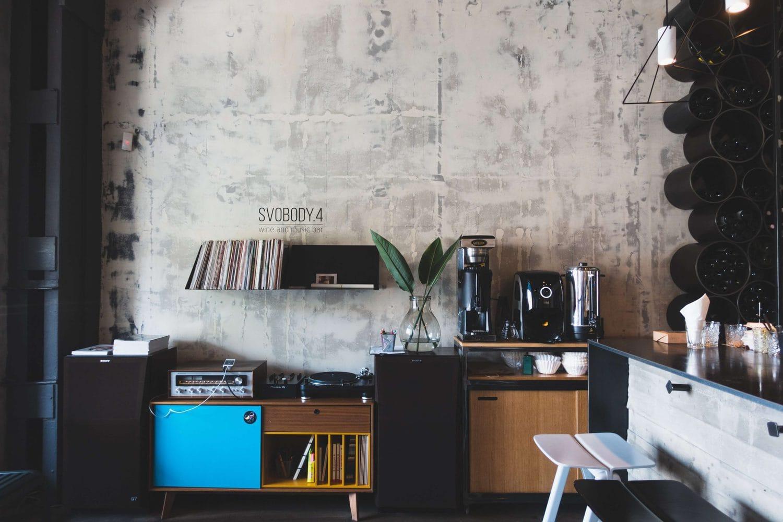 industrial interior style furniture