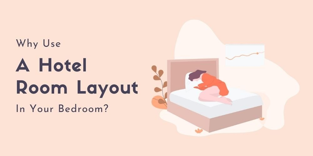 Roomlay hotel room infographic.