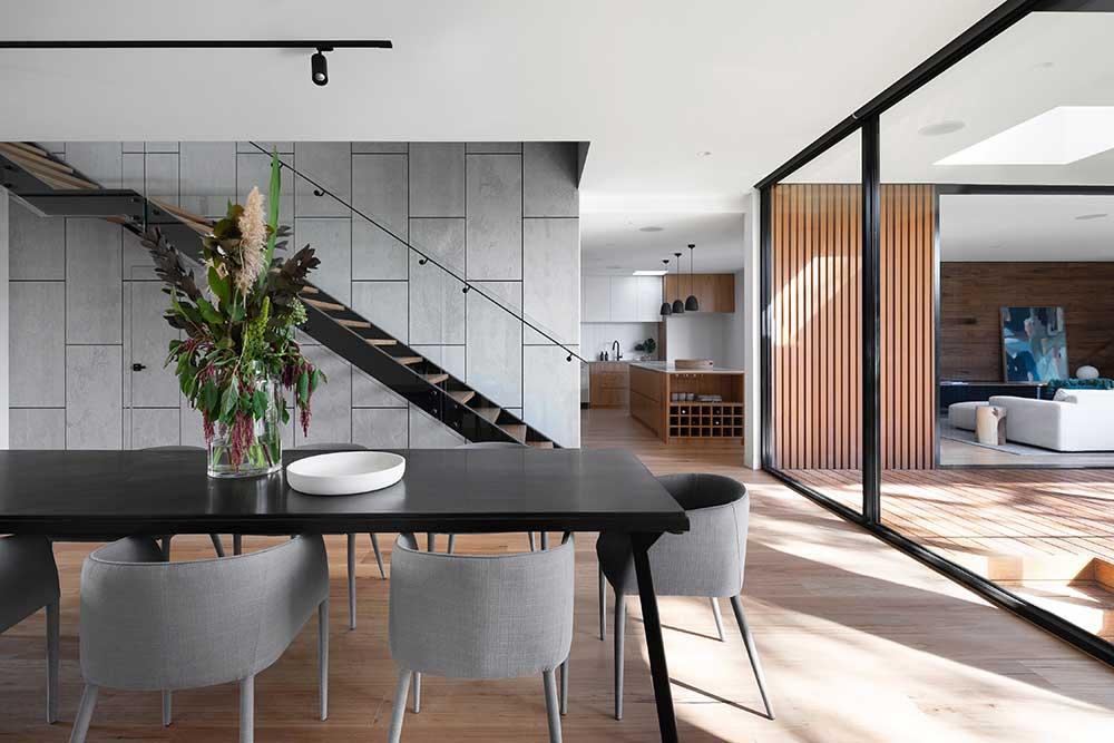 Contemporary and Modern Dining Room Interior Design