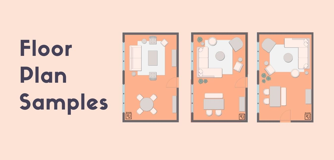 Floor plan samples
